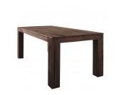 Massivholztisch Norwich - Eiche Massivholz - Breite: 220 cm, Ausführung 1, Möbel Exclusive