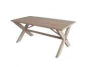 Holztisch aus Fichte Massivholz Landhausstil