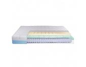 7-Zonen Komfort Boxspringmatratze Relax (extra hoch) - 90 x 200cm - H4 ab 100 kg, Nova Dream Sleepline