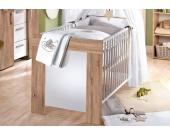 Schlafwelt Babybett »Michi« »Michi«, natur