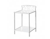 Nachttisch Toscana - Antik Weiß, Neue Modular