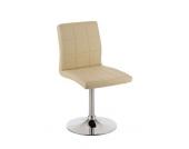 Esszimmerstuhl / Lounge-Sessel RIGA, drehbare Sitzfläche, Sitzhöhe 47 cm (bis zu 6 Farben wählbar)