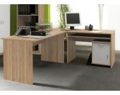 Jumbo Möbel Winkelschreibtisch Office Compact Sonoma