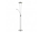 EEK A+, Standfluter VITRO - Metall/Glas - 1-flammig, Lux