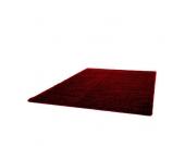 Shaggy Teppich in Rot Hochfloor