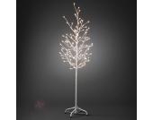150 cm - LED-Außen-Lichterbaum weiß 120-flg.