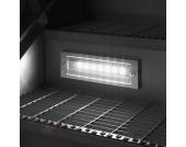 Wandeinbauleuchte GRADUS 7 LED IP66, weiß 3.200 K