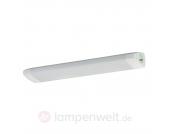 Praktische Badleuchte SPN, Steckdose130,7 cm