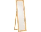 nostalgischer Standspiegel FELICIA 180 x 45 cm mit wunderschönen Verzierungen, Shabby Chic, aus bis zu 5 Farben wählen