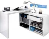 HMW Eck-Schreibtisch »Split«