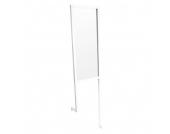 Standspiegel Made By Eimear - Lackiert Holz Lackiert Weiß, de Nord