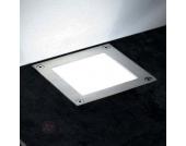 Breit strahlende LED Bodeneinbauleuchte NORA
