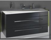 Lanzet P5 Waschtischunterschrank 120 Grafit