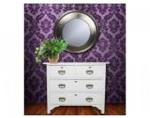 Wandspiegel Design Spiegel Antik-4, silber