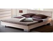 Doppelbett aus Buche Massivholz
