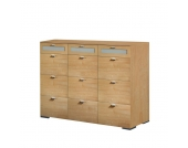 Highboard mit 12 Schubladen