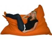 KINZLER Riesen-Sitzsack, 320 Liter, Orange