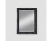 Wandspiegel mit Schwarzem Rahmen Facettenschliff