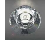 Moderne Einbauleuchte Cristallo