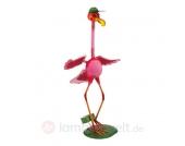Hübscher Paradiesvogel - LED Solarleuchte PAJARO