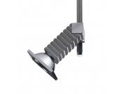 EEK D, Decken-/Wandstrahler Alumini 1 - 1-flammig, Terra-Metalica/Chrom, In Nova Design