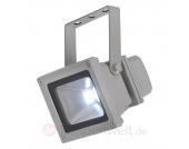 Flood - effizienter LED-Außenstrahler, 1 x 10 W